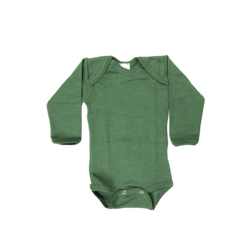 Hocosa Body Ull Silke Grønn
