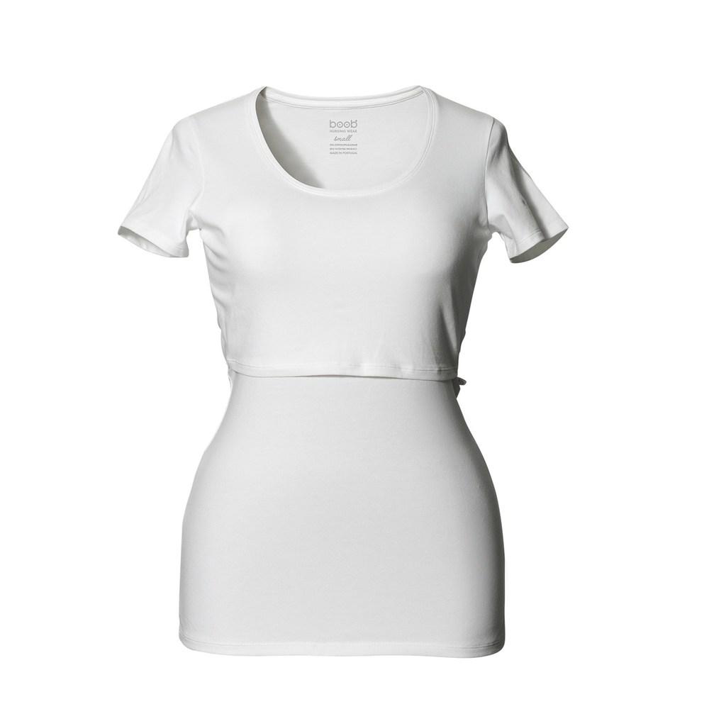Boob Top Short Sleeve XL og XXL