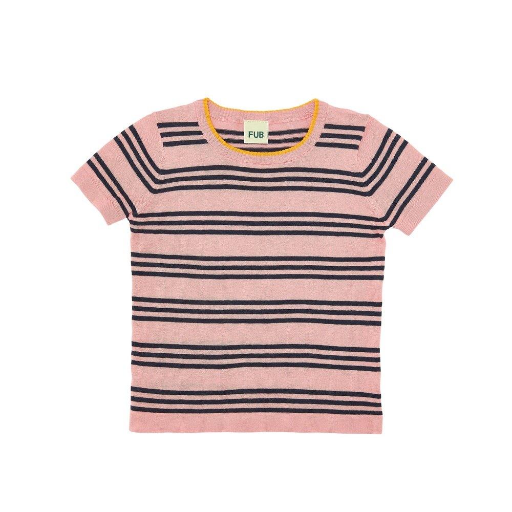 Fub T-shirt Striper Salg! Før : 350.- Nå :