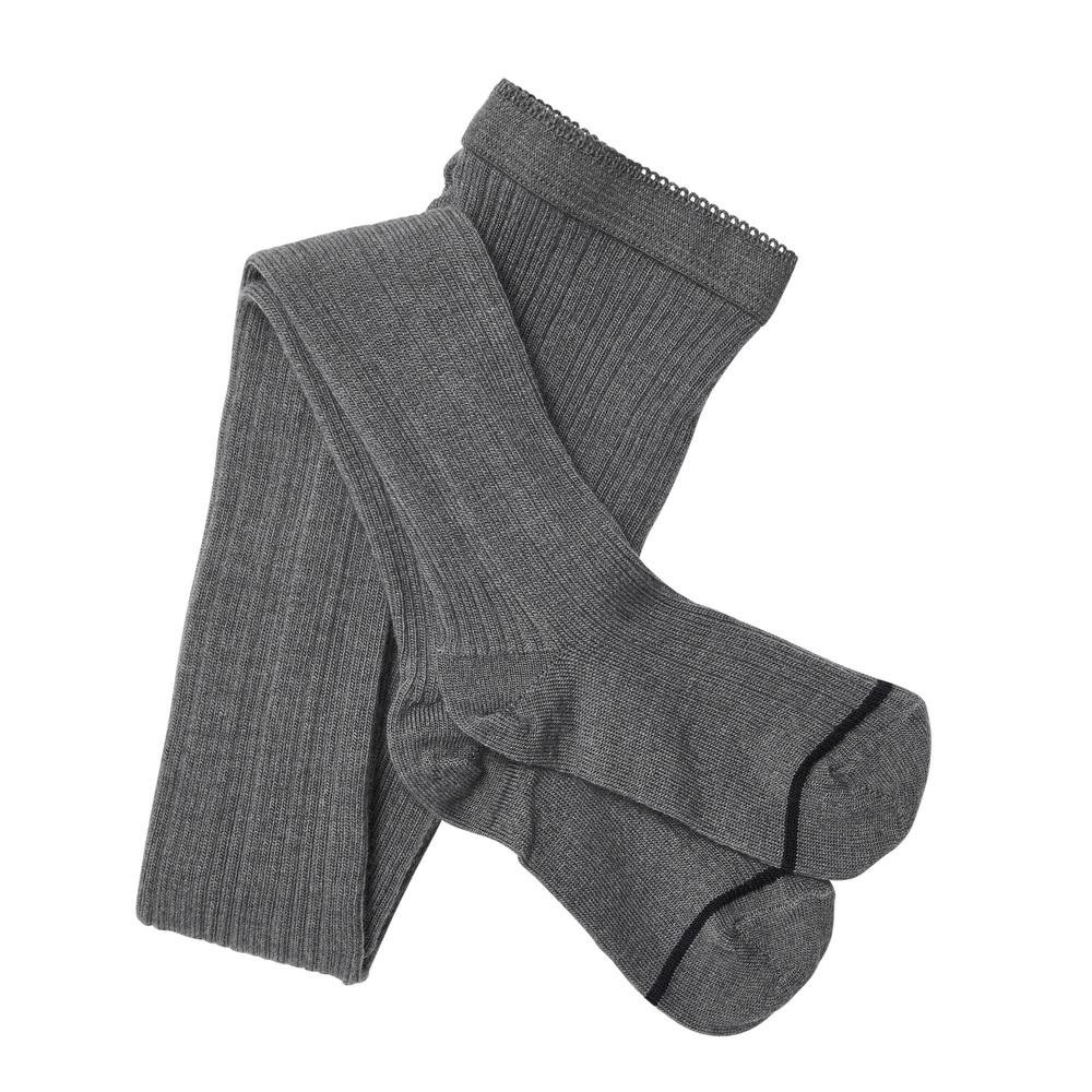 Fub Ull Strømpebukse Grey