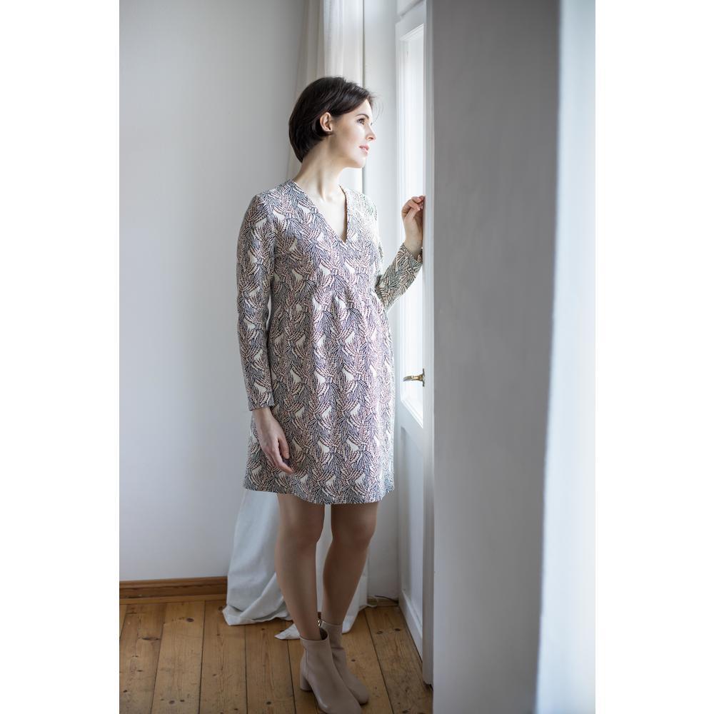 Paula Janz Dress Souffle White