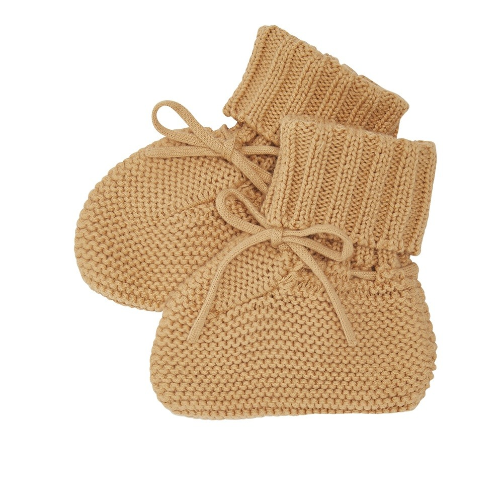 Fub Baby Boots Yellow