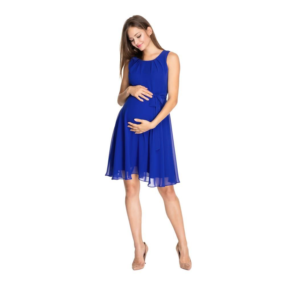 Brunelli Kjole Tamigi Blue Royal