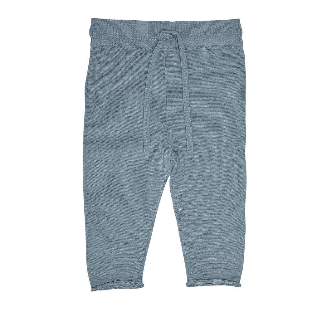 Fub Baby Straight Pants Dusty Blue