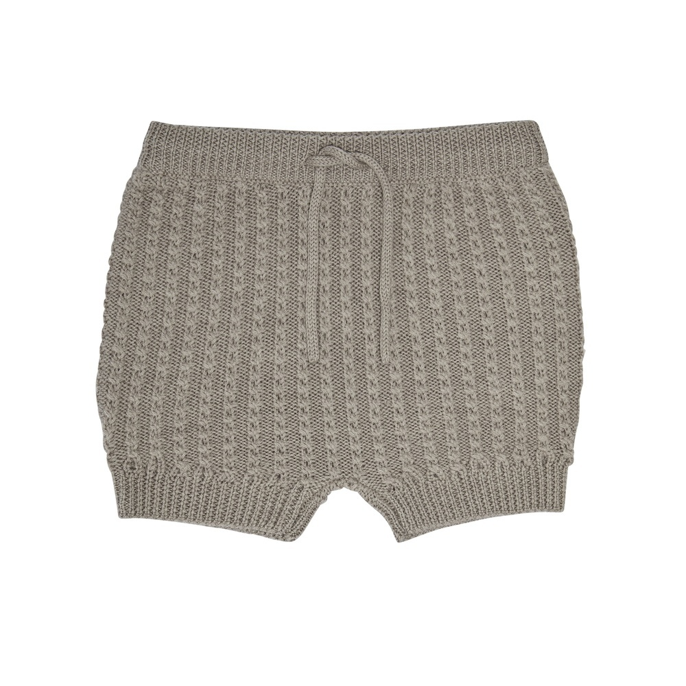 Fub Baby Cable Bloomers Beige Melange