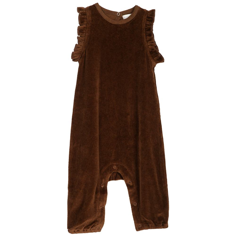Serendipity Baby Velour Flair Suit