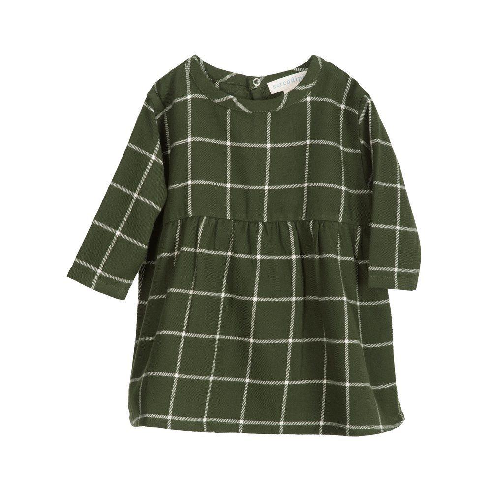 Serendipity Baby Bruched Dress Salg ! Før 595.-  Str. 80 og 86