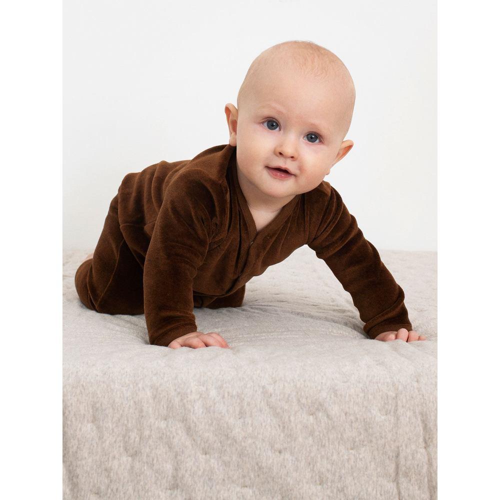 Serendipity Baby Velour Jacket
