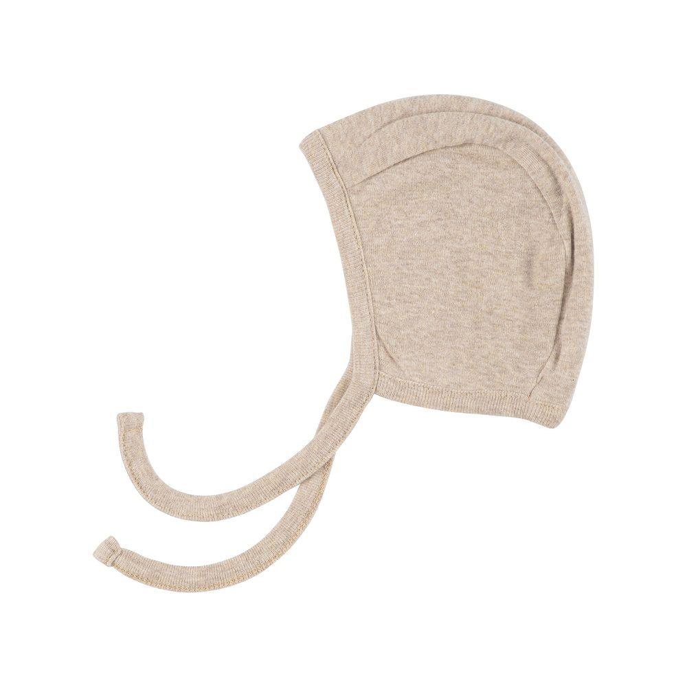 Serendipity Newborn Bonnet Oat