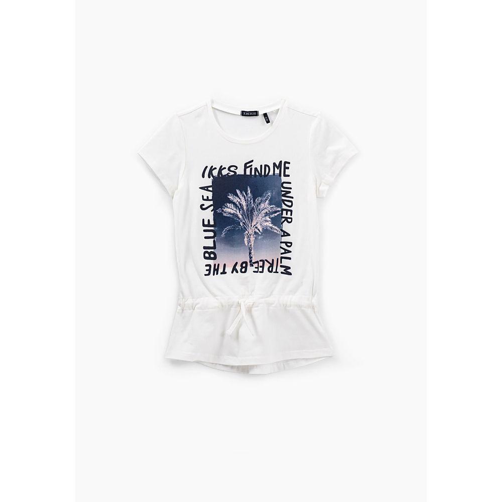 IKKS T-shirt Palmtree