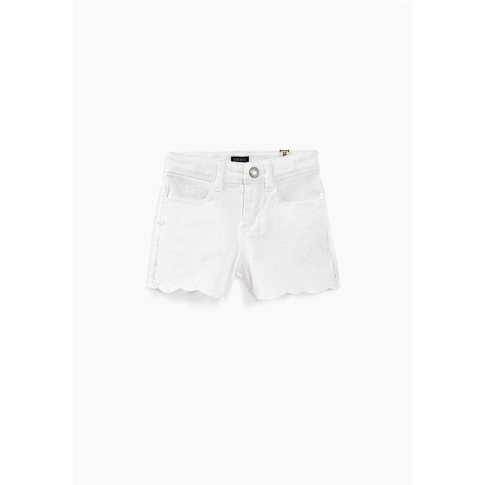 IKKS Shorts Hvit
