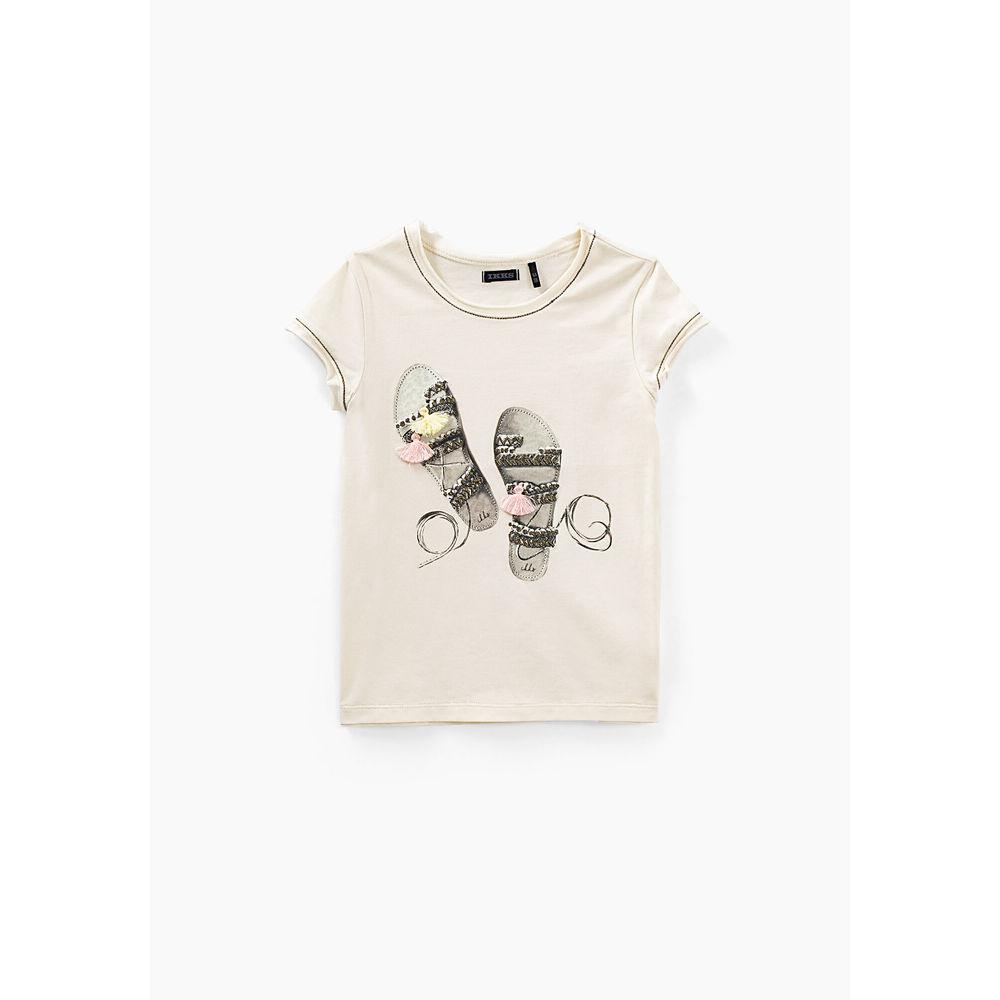IKKS T-shirt Flower